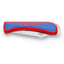 KNIPEX 16 20 50 SB Zavírací nůž pro elektrikáře 120 mm