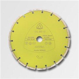 Kotouč diamantový  segmentový  DS60U 115x22,2