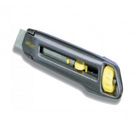 STANLEY Kovový nůž Interlock pro odlamovací čepele 18mm 0-10-018