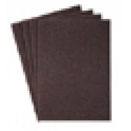 KLINGSPOR Brusné plátno, hnědé KL 385 JF, 230 x 280 mm, zrno:40, 80, 120, 240