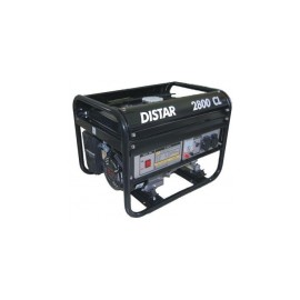 Elektrocentrála 4KW DISTAR HG 4500 CL
