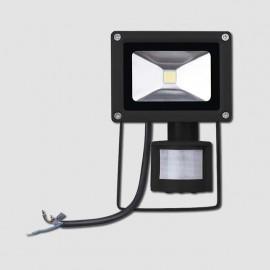 LED REFLEKTOR 10W PIR HOBBY