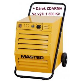 MASTER DH62 Odvlhčovač s odvlhčovacím výkonem  52l/24 hod