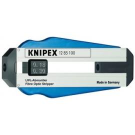 KNIPEX 12 85 100SB Nástroj pro odizolování.Pro světlovody
