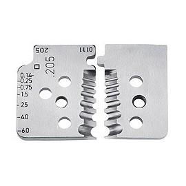 KNIPEX 12 19 06 dvojice náhradních nožů pro 12 12 06 s tvarovými noži