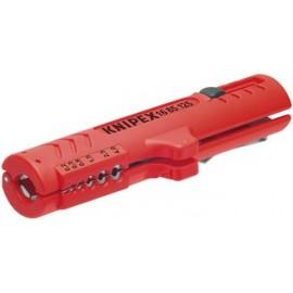 KNIPEX 16 85 125SB Univerzální odstraňovač plášťů