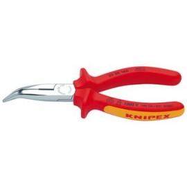KNIPEX 25 26 160 Půlkulaté kleště s břity
