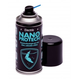 Nanoprotech Electric spray
