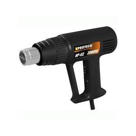 PROTECO HP-02 horkovzdušná pistole 2000W, 350°/550°C