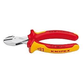 KNIPEX 73 06 160 X-Cut Kompaktní kleště na štípání drátu s velkým převodem délka 160mm