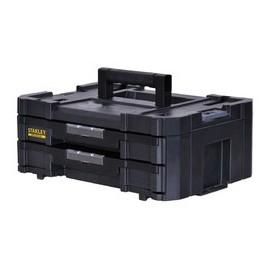 Stanley FMST1-71969 - BOX plastový na nářadí se 2 mělkými zásuvkami TSTAK IV FatMax