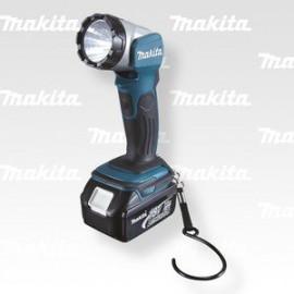 Makita Aku LED lampa Li-ion 14,4V + 18VoldDEABML802   Z DEADML802