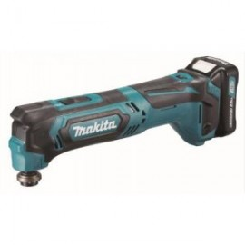 Makita Aku Multi Tool s příslušenstvím Li-ion 10,8/12V/2,0Ah CXT TM30DWAJX1