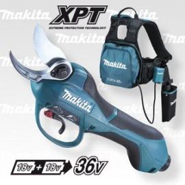 Makita Aku nůžky na vinnou révu Li-ion 2x18V/5,0 Ah DUP361PT2