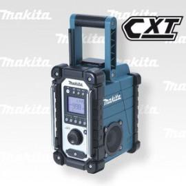 Makita Aku rádio, Li-ion CXT/LXT 7,2V-18V   Z DMR107