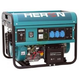 Elektrocentrála HERON 5,5 KW AVR elektronika