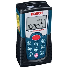 Laserový měřič vzdálenosti BOSCH DLE 150