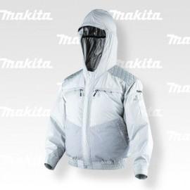 Makita Bunda XL s ventilátorem aku  Li-ion 14,4V/18V   Z DFJ401ZXL /bez akumulátorů a nabíječky