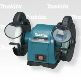 Makita Dvoukotoučová bruska 205mm,550W GB801