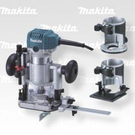 Makita Kombinovaná frézka s příslušenstvím 700W,Makpac RT0700CX2J