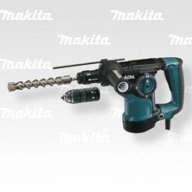 Makita Kombinované kladivo s výměnným sklíčidlem 2,9J,800W HR2811FT