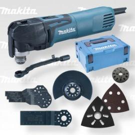 Makita Multi Tool s příslušenstvím 320W,systainer TM3010CX5J