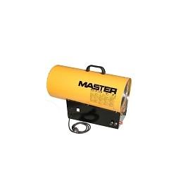 MASTER BLP53M - Plynové topidlo s ventilátorem o max. výkonu 53 kW - regulace výkonu