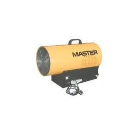 MASTER BLP33ET - Plynové topidlo s ventilátorem o max. výkonu 33 kW - možnost regulace termostatem
