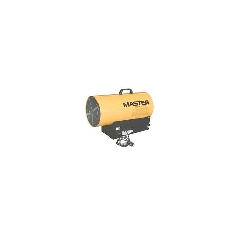 MASTER BLP53ET - Plynové topidlo s ventilátorem o max. výkonu 53 kW - možnost regulace termostatem