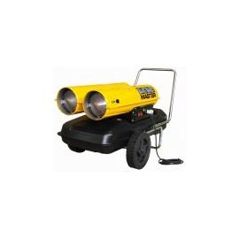 MASTER B300CED - Mobilní naftové topidlo s přímým spalováním o výkonu až 88 kW