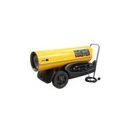 MASTER B180 - Mobilní naftové topidlo s přímým spalováním o výkonu 48 kW