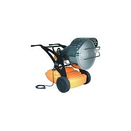 MASTER XL9SR - Mobilní naftové infračervené topidlo o výkonu 29/43 kW - 2 stupně