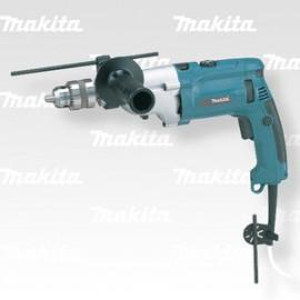 Makita Příklepová vrtačka 1,5-13mm,2rychlosti,1010W,Makpac HP2070J