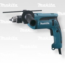 Makita Příklepová vrtačka s kufrem 1,5-13mm,680W HP1640K