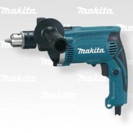 Makita Příklepová vrtačka s kufrem 1,5-13mm,710W HP1630K