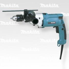 Makita Příklepová vrtačka,1,5-13mm,2rychlosti,720W,Makpac HP2050HJ