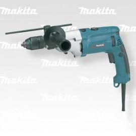Makita Příklepová vrtačka,rychlosklíčidlo 1,5-13mm,2rychlosti,1010W,Makpac HP2071J