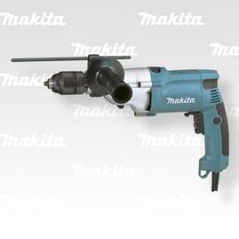 Makita Příklepová vrtačka,rychlosklíčidlo 1,5-13mm,2rychlosti,720W,Makpac HP2051HJ