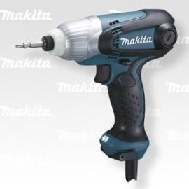 Makita Rázový šroubovák 100Nm,230W TD0101F