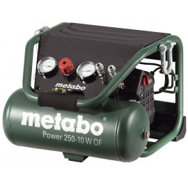METABO kompresor bezolejový Power 250-10 W OF
