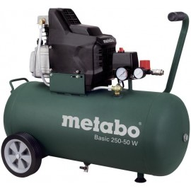 METABO kompresor olejový kompresor Basic 250-50 W