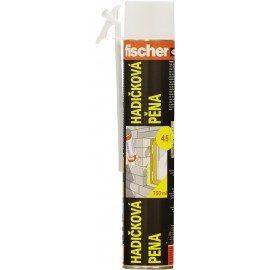FISCHER montážní pěna trubičková PU 500 500 ml /č.525002/