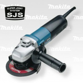 Makita Úhlová bruska 125mm,SJS,1400W 9565CR