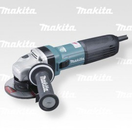 Makita Úhlová bruska 125mm,SJS,elektronika,1400W GA5041C01
