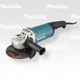 Makita Úhlová bruska s elektronikou a SJS 180mm,2200W GA7061R