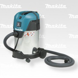 Makita Univerzální vysavač nerezová nádoba 30l,1000W,třída L VC3011L