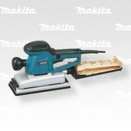 Makita Vibrační bruska s regulací 115x229mm,330W,systainer BO4900VJ
