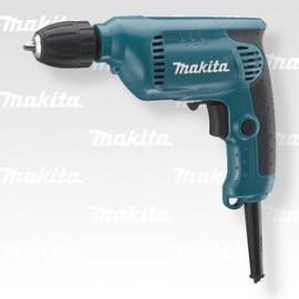 Makita Vrtačka 1,5-10mm,rychlosklíčidlo,450W 6413