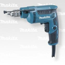 Makita Vysokorychlostní vrtačka 0,5-6,5mm,370W DP2010