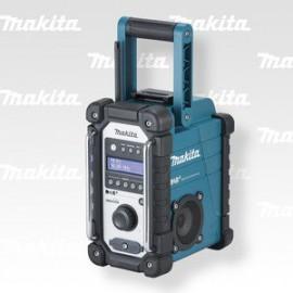 Makita Aku rádio DAB, Li-ion 7,2V-18V  Z DMR110